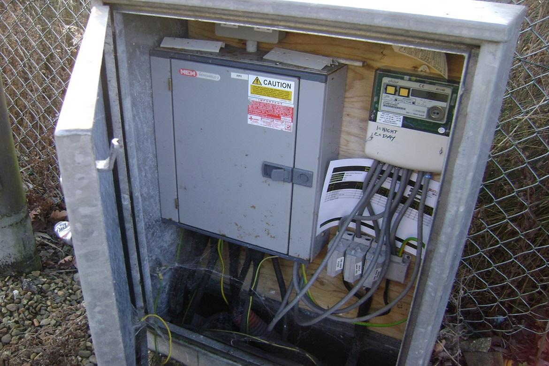 Electrical Control Panel Motor Control Centre Panel Plc