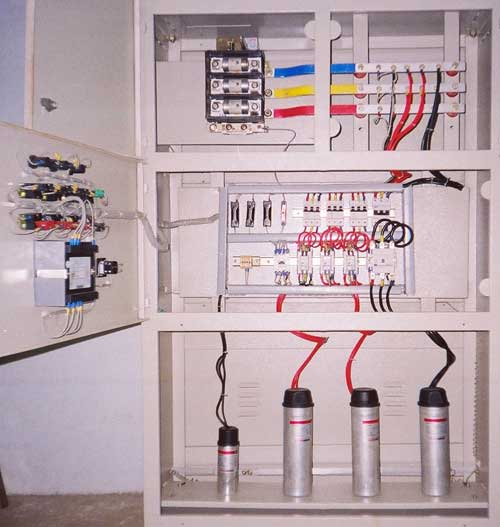 Automatic Power Factor Control Panels Manufacturers